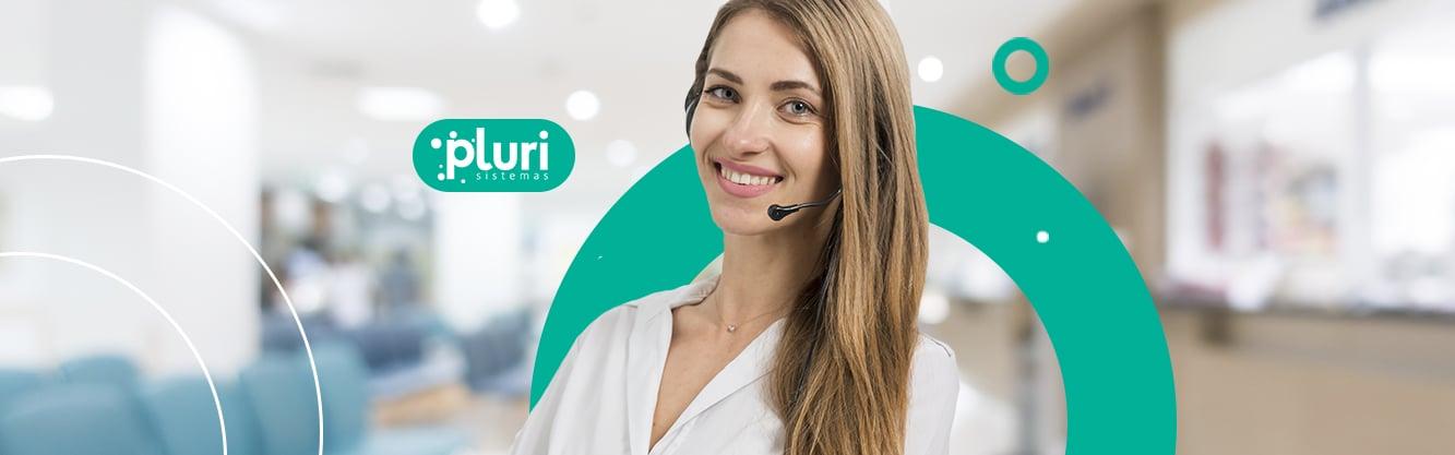 Banner Clínicas de Saúde Blog Pluri - Tecnologias CRM e Discador Automático. Tecnologias para Clínicas de Saúde