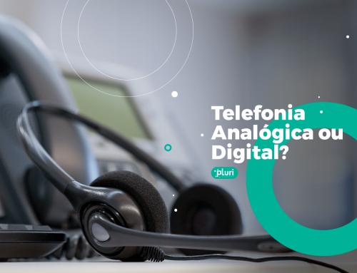 Saiba tudo sobre Telefonia Digital e Analógica