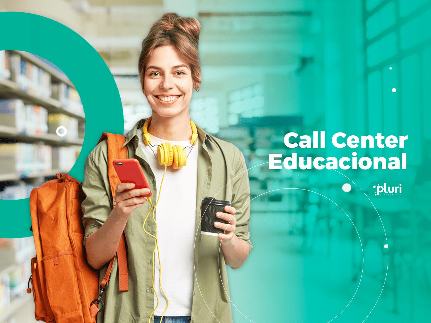 call center educacional pluri sistemas